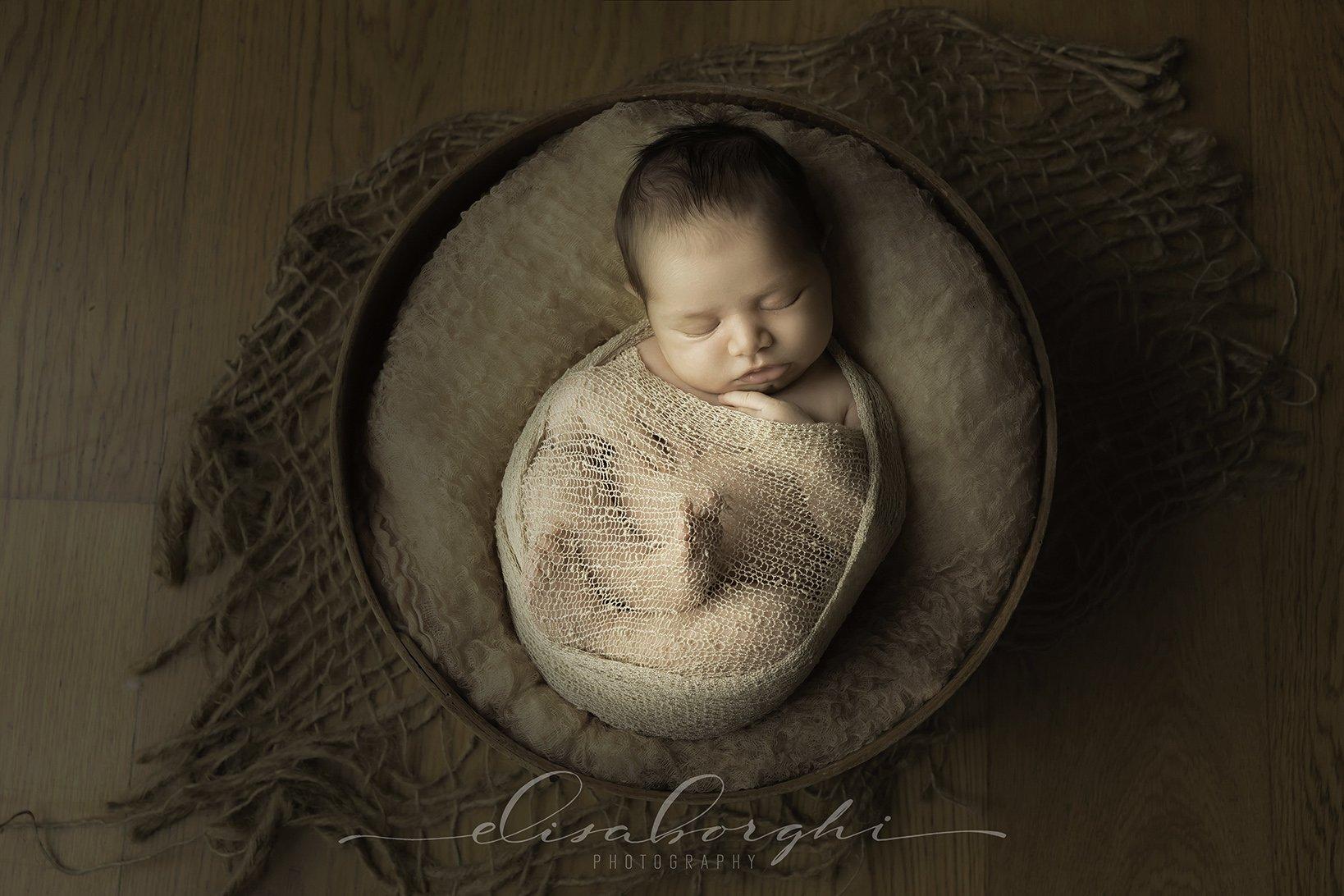 Fotografo Newborn Modena